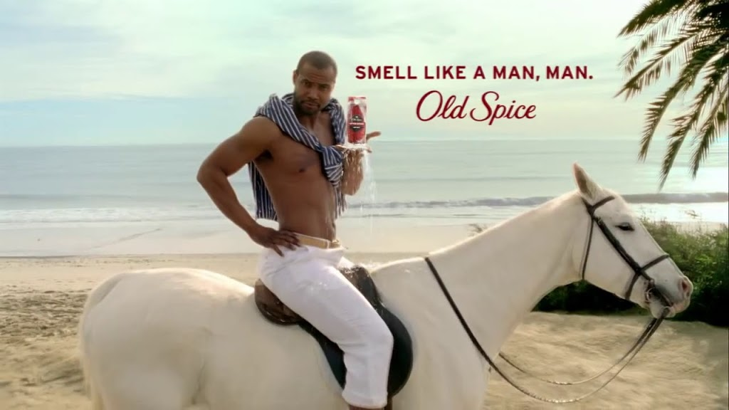 How Do you Sell Smells - Smell Like a Man, Man