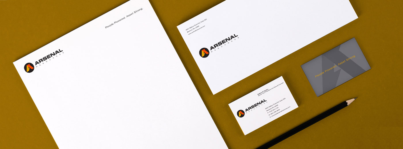 Arsenal Resources Stationery