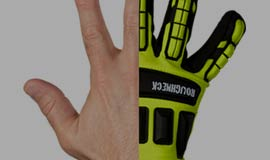 Ringers Gloves Branding | Axiom Marketing