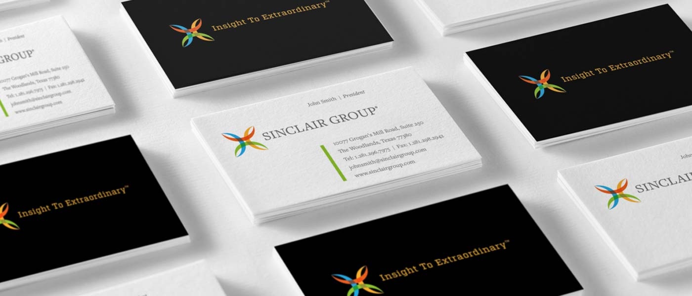 Sinclair Group Corporate Identity