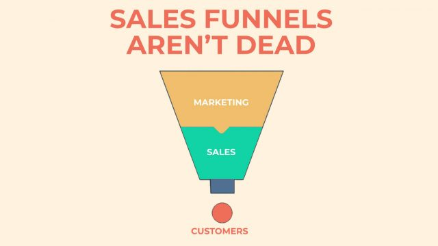 Sales Funnels Aren't Dead