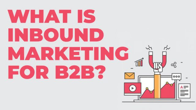 what is inbound marketing for B2B