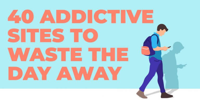 addictive websites to waste time on