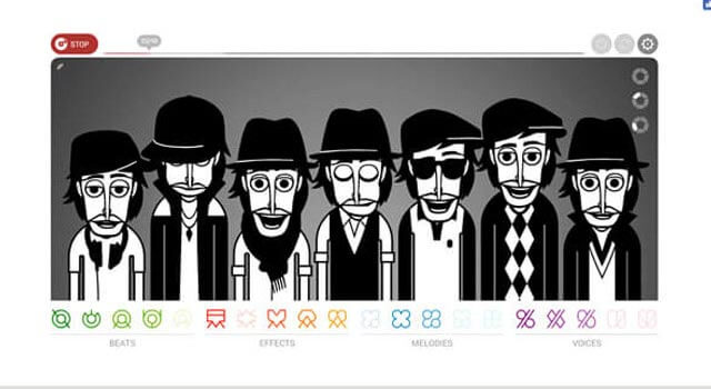 Incredibox music websites to waste time on