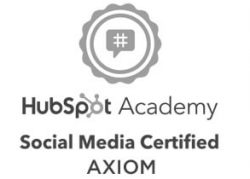 axiom marketing hubspot inbound certified agency Houston TX